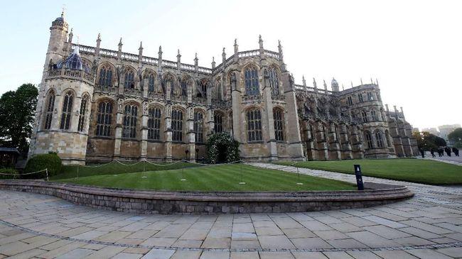 Hikayat Kapel St George, Lokasi Pernikahan Pangeran Harry