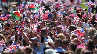 Keluarga Kerajaan Inggris Gelar Pernikahan Sesama Jenis