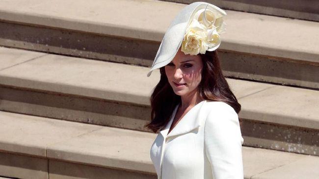 Mengenal Dua Sosok di Balik Tampilan Sempurna Kate Middleton
