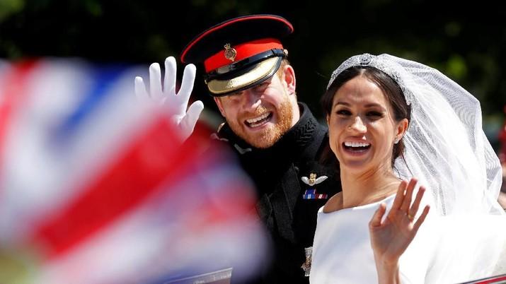 Pernikahan Pangeran Harry dan Meghan Kumpulkan 6 Juta Tweet!
