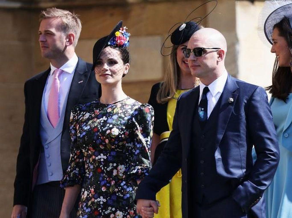 Adu Gaya Tamu Selebriti di Pernikahan Pangeran Harry dan Meghan Markle