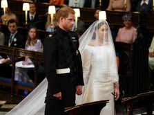 Resmi Menikah, Harry & Meghan Ingin Bagi Kebahagiaan ke Dunia