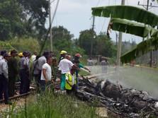 Boeing 737 Kecelakaan di Kuba, 100 Penumpang Tewas
