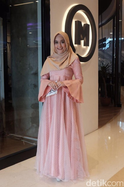 Foto: Hijabers Cantik dan Fashionable di Audisi Sunsilk Hijab Hunt Jakarta 1