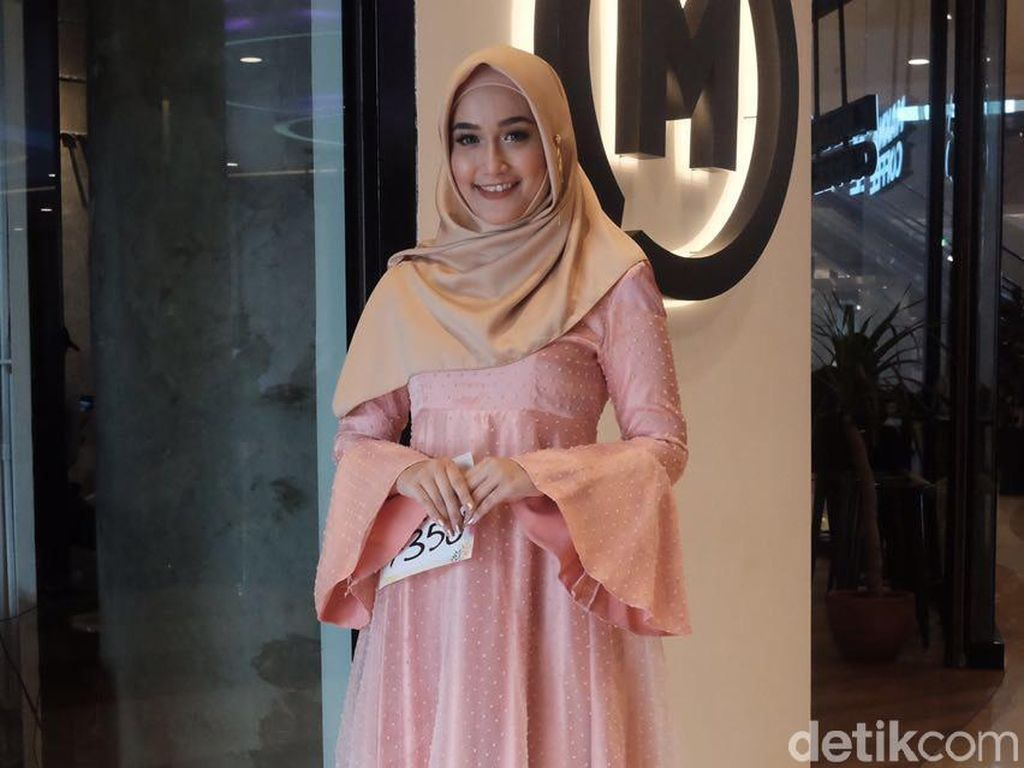 Foto: Hijabers Cantik dan Fashionable di Audisi Sunsilk Hijab Hunt Jakarta