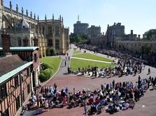 Melihat Ramainya Suasana Windsor Jelang The Royal Wedding