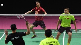 Prediksi Susunan Tim Indonesia vs Thailand di Piala Thomas