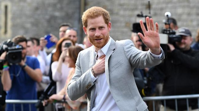 Ayah Meghan Markle Beberkan Peringatan dari Pangeran Harry