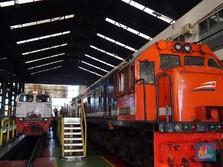 Biodiesel untuk Bahan Bakar Kereta Mulai Diujicobakan