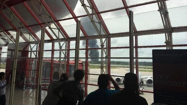 Korban tewas kecelakaan pesawat Boeing di Havana, Kuba, bertambah jadi 110 dari sebelumnya 107 orang.