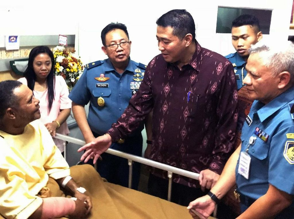 BPJS TK Tanggung Biaya Perawatan Korban Bom Surabaya