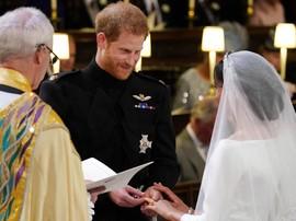 Misteri Tawa di Pernikahan Pangeran Harry Terungkap