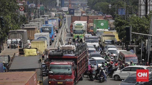 Polisi Perkirakan Kemacetan Arus Mudik Lebaran Mulai 8 Juni