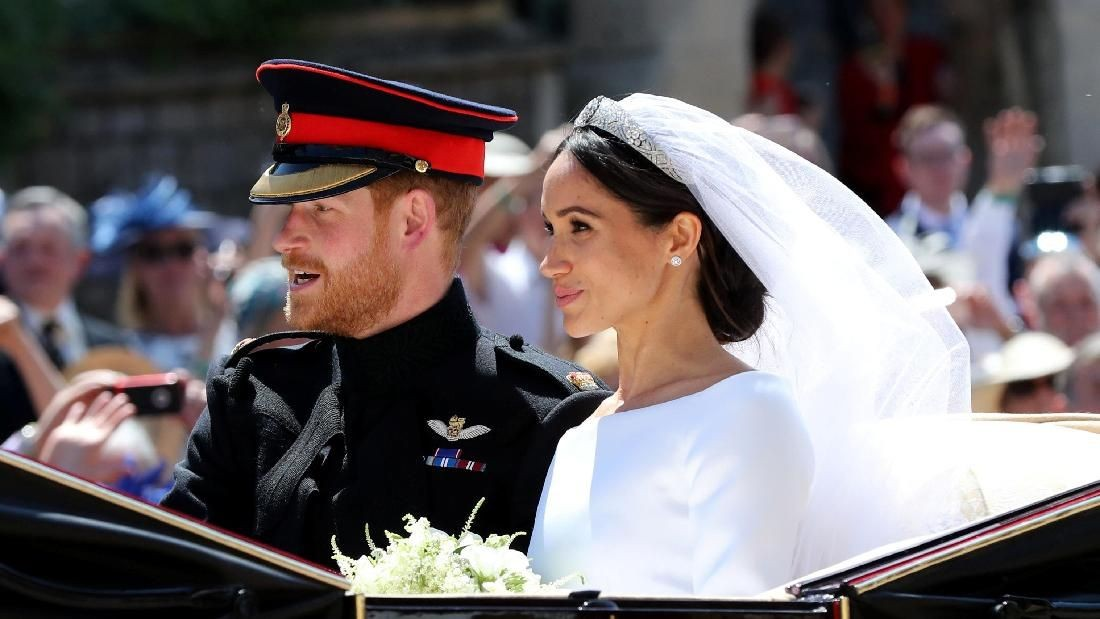 Royal Wedding Pangeran Harry