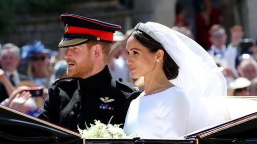 Royal Wedding Pangeran Harry