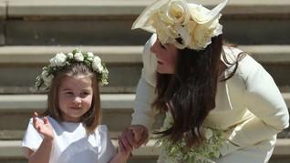 Kebahagiaan Terbesar Kate Middleton Jadi Seorang Ibu