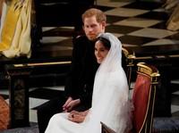 Begini Hasil Makeup Meghan Markle yang Dandan Sendiri Saat Menikah