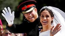 Meghan Markle Hamil Anak Pertama dengan Pangeran Harry