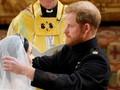 Pangeran Harry dan Meghan Markle Resmi Menikah