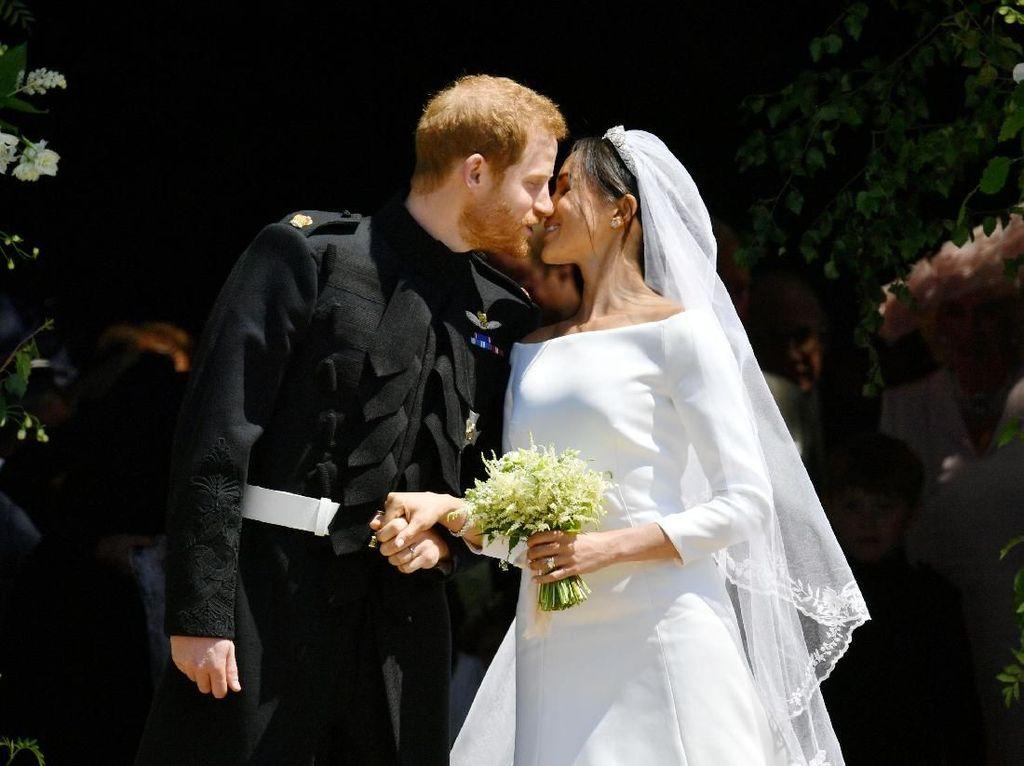 Bikin Haru, Ungkapan Ayah Meghan Markle yang Batal Hadir di Pernikahan