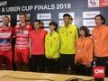Viktor Axelsen: Indonesia dan China Favorit Piala Thomas 2018