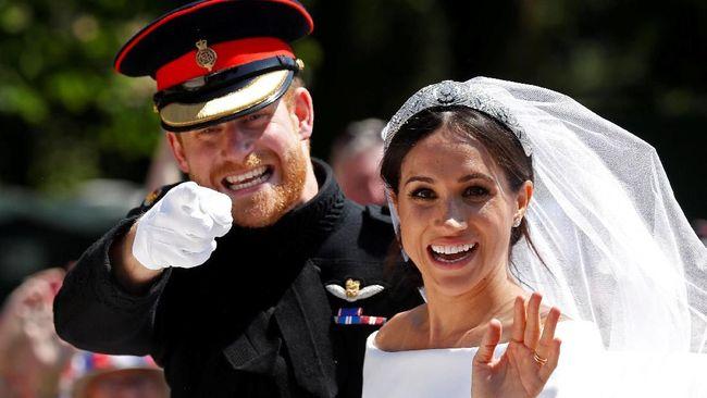 'Goody Bag' Pernikahan Harry Ditawar Rp951 Juta di Internet