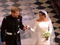 VIDEO: Langkah Pertama Meghan-Harry Sebagai Suami Istri