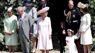 Celana Panjang Pertama Pangeran George