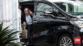 Kunjungi Wapres JK, Anwar Ibrahim Tanya Soal KTT OKI
