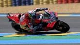 Pebalap Ducati yang merupakan kandidat juara MotoGP 2018 akan start dari posisi lima pada balapan MotoGP Prancis. (REUTERS/Gonzalo Fuentes)