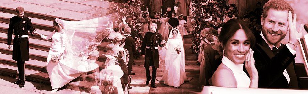 Pernikahan Pangeran Harry-Meghan Markle