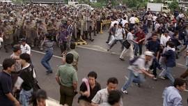 Eks Aktivis Minta DPR Surati Jokowi Tuntaskan Kasus HAM 98