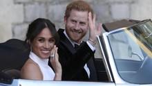 Pangeran Harry-Meghan Markle Berterima Kasih kepada Publik