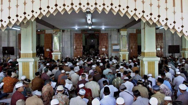 Pengurus Masjid Diminta Aktif Menangkal Radikalisme