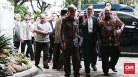 Anwar Habiskan Dua Jam di Dalam Rumah Habibie