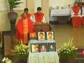 VIDEO: Misa Perdana Gereja di Surabaya Pascateror Bom