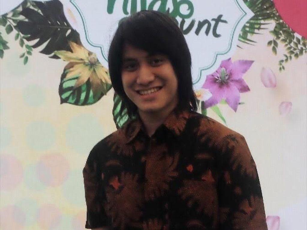 Kevin Aprilio Hadir Dukung Sahabat di Audisi Sunsilk Hijab Hunt 2018 Jakarta