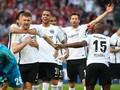 Frankfurt Juara Piala Jerman Usai Kalahkan Munchen 3-1