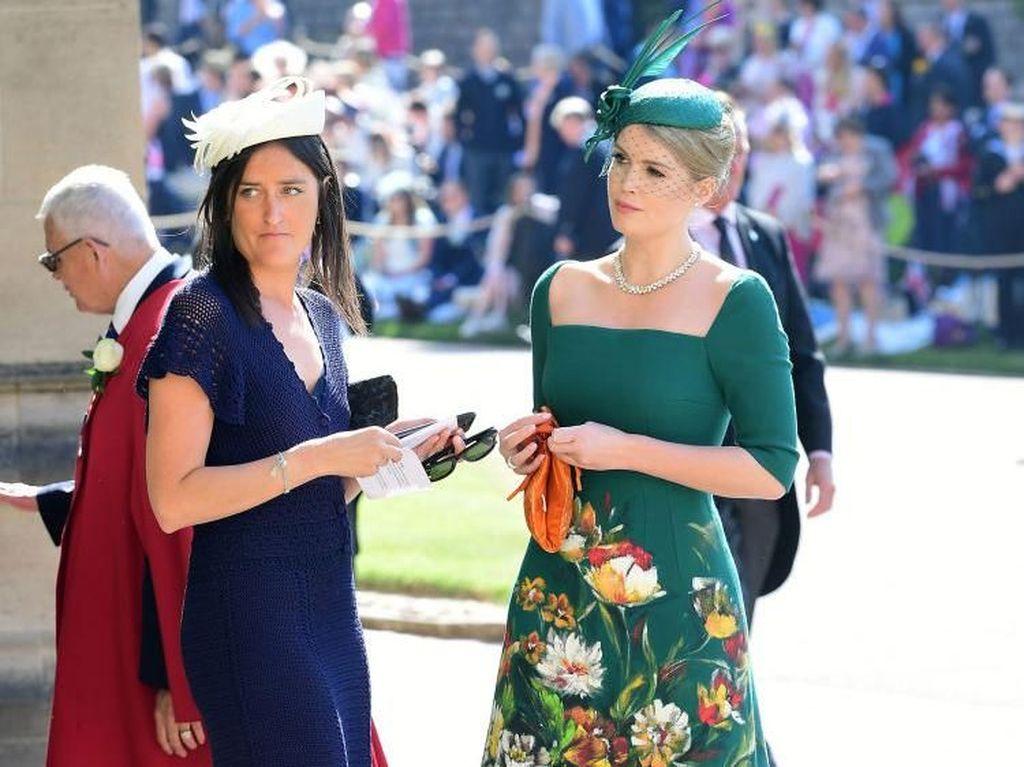 Terpukau Kecantikan Ponakan Putri Diana di Pernikahan Pangeran Harry
