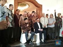 Temu Kangen, Ini yang Dibicarakan Habibie & Anwar Ibrahim