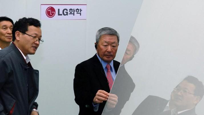 Chairman LG Group Koo Bon-moo Meninggal Dunia