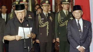 Dokumen Ungkap Clinton Tahu Penculikan Aktivis Era Soeharto