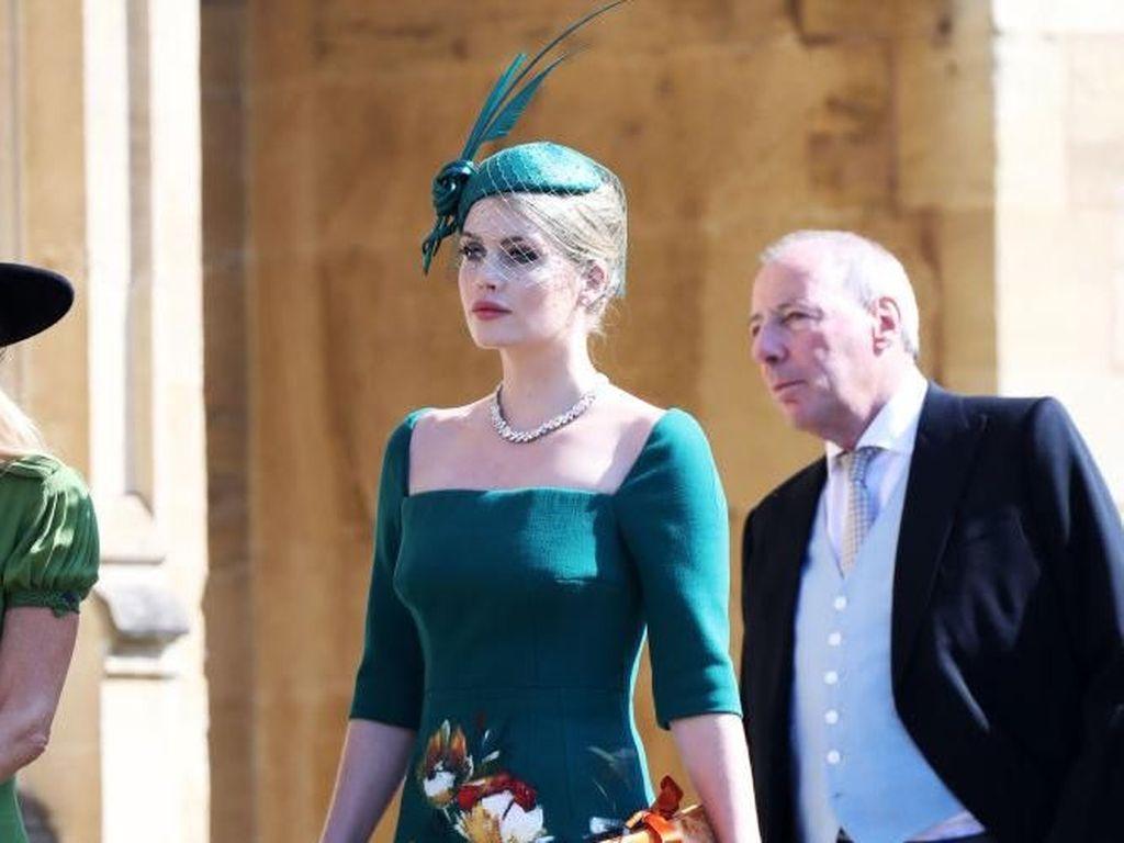 Foto: Gaya Stylish Keponakan Putri Diana, Bangsawan Cantik dari Inggris