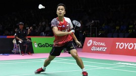 Indonesia Menang Atas Thailand di Piala Thomas 2018