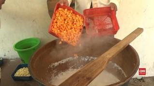 VIDEO: Buka Puasa dengan Bubur India Khas Semarang