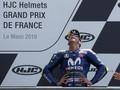 Podium Le Mans Redakan Amarah Rossi Jelang MotoGP Italia