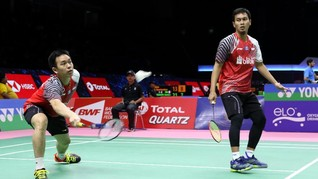 5 Fakta Menarik Indonesia vs Malaysia di Piala Thomas 2018