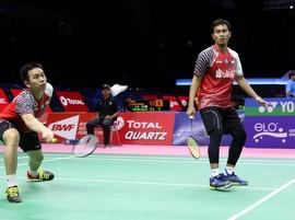 Ahsan/Hendra Juara Singapura Open 2018