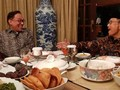 Habibie Buka Bersama Anwar Ibrahim di Kediamannya