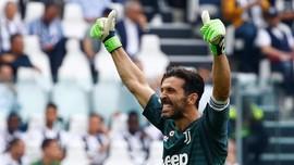 Buffon Resmi Kembali ke Juventus